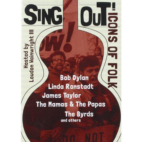 V.A. (FOLK) / SING OUT ICONS OF FOLK