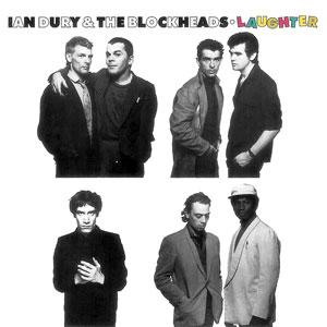 IAN DURY & THE BLOCKHEADS / イアン・デューリー&ザ・ブロックヘッズ / LAUGHTER (180G LP)