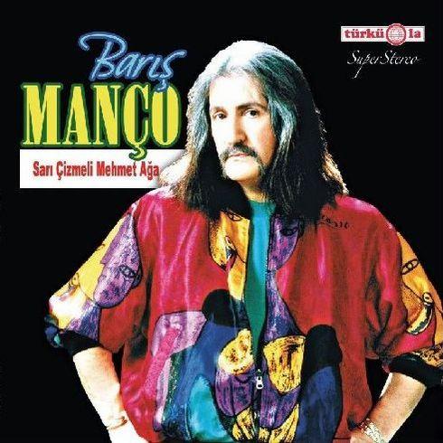BARIS MANCO / バルシュ・マンチョ / SARI CIZMELI MEHMET AGA (LP)