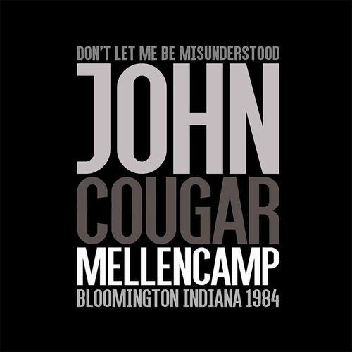 JOHN COUGAR MELLENCAMP (JOHN COUGAR,  JOHN MELLENCAMP) / ジョン・クーガー・メレンキャンプ / DON'T LET ME BE MISUNDERSTOOD (180G 2LP)