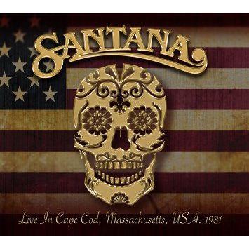 SANTANA / サンタナ / LIVE IN CAPE COD 1981 (2CD)
