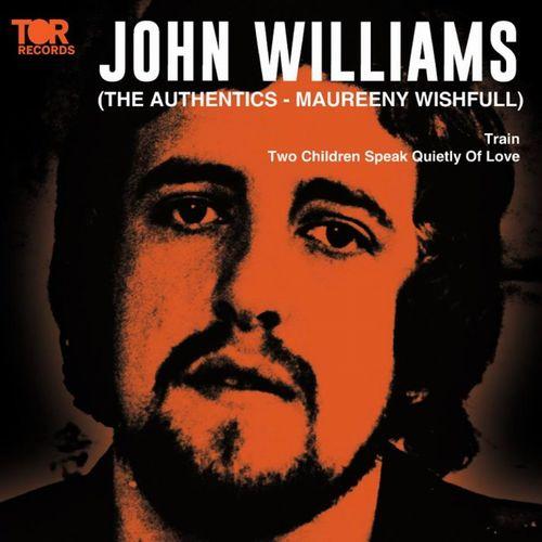 JOHN WILLIAMS / J.ウィリアムズ / TRAIN / TWO CHILDREN SPEAK QUIETLY OF LOVE