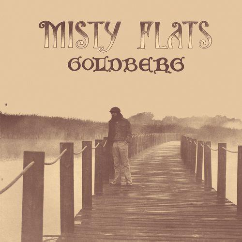GOLDBERG / MISTY FLATS (CLEAR VINYL 180G LP)