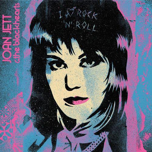 JOAN JETT & THE BLACKHEARTS / ジョーン・ジェット&ザ・ブラックハーツ / I LOVE ROCK 'N' ROLL (33 1/3 ANNIVERSARY EDITION: WHITE VINYL 180G 2LP)