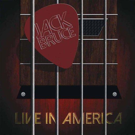 JACK BRUCE / ジャック・ブルース / LIVE IN AMERICA (180G 2LP)
