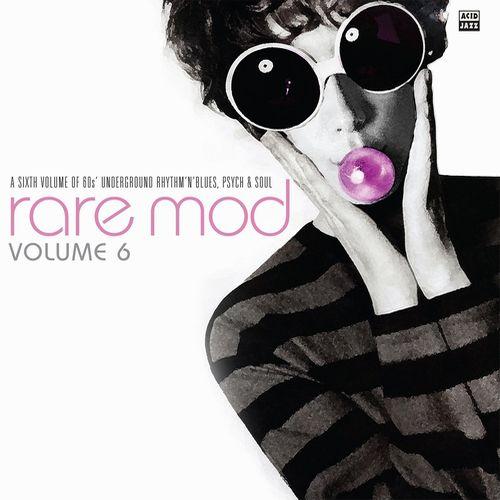 V.A. (MODS/BEAT/SWINGIN') / RARE MOD VOL 6 (LP)