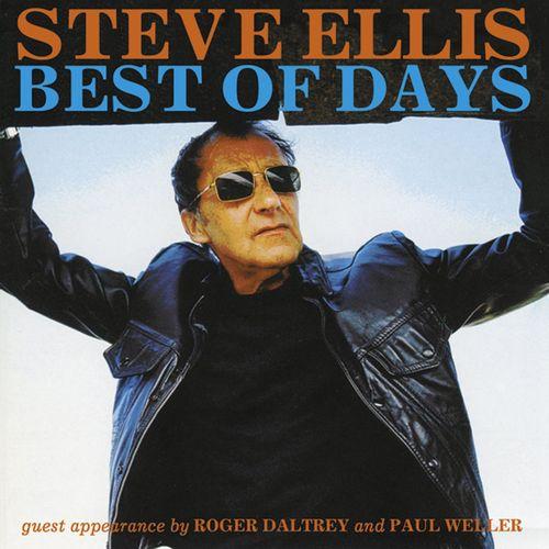 STEVE ELLIS / スティーヴ・エリス / BEST OF DAYS