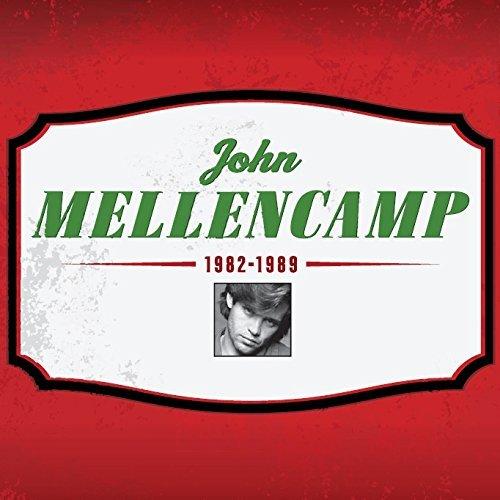 JOHN COUGAR MELLENCAMP (JOHN COUGAR,  JOHN MELLENCAMP) / ジョン・クーガー・メレンキャンプ / JOHN MELLENCAMP 1982-1989 (5CD)