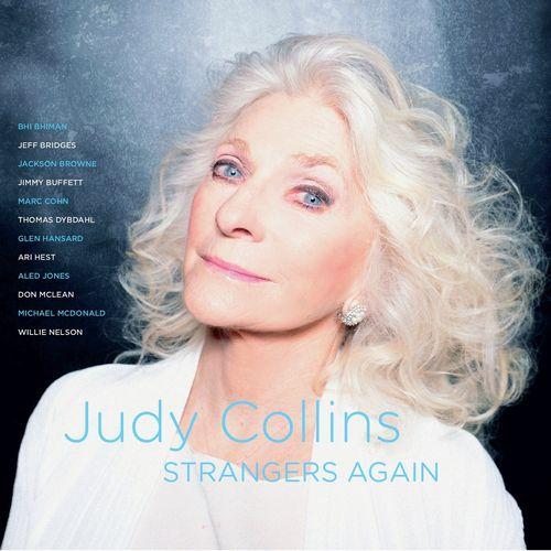 JUDY COLLINS / ジュディ・コリンズ / STRANGERS AGAIN