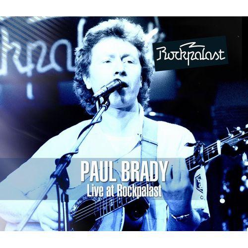 PAUL BRADY / LIVE AT ROCKPALAST 1983 (CD+DVD)