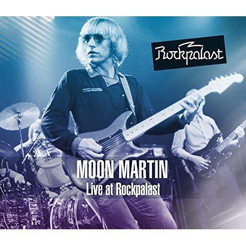 MOON MARTIN / ムーン・マーティン / LIVE AT ROCKPALAST 1981 (2CD+DVD)