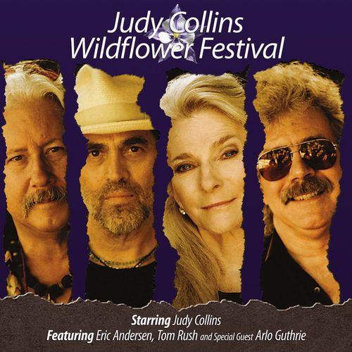 JUDY COLLINS / ジュディ・コリンズ / WILDFLOWER FESTIVAL (CD+DVD)