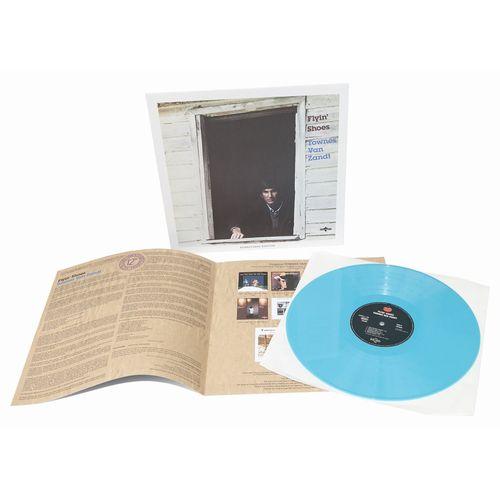 TOWNES VAN ZANDT / タウン・ヴァン・ザント / FLYIN' SHOES (LP)