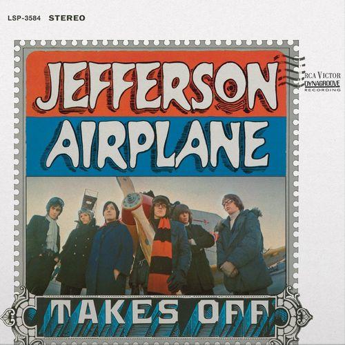 JEFFERSON AIRPLANE / ジェファーソン・エアプレイン / TAKES OFF (180G LP)