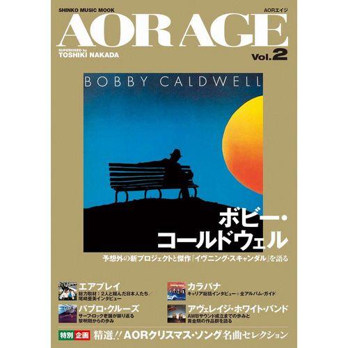SHINKO MUSIC MOOK / シンコーミュージック・ムック / AOR AGE VOL.2