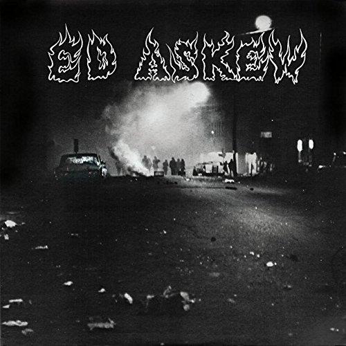 ED ASKEW / エド・アスキュウ / ASK THE UNICORN (CD)