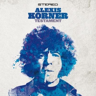 ALEXIS KORNER / アレクシス・コーナー / TESTAMENT