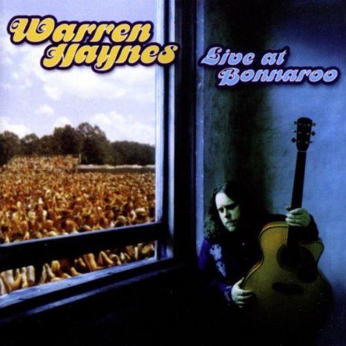 WARREN HAYNES / ウォーレン・ヘインズ / LIVE AT BONNAROO