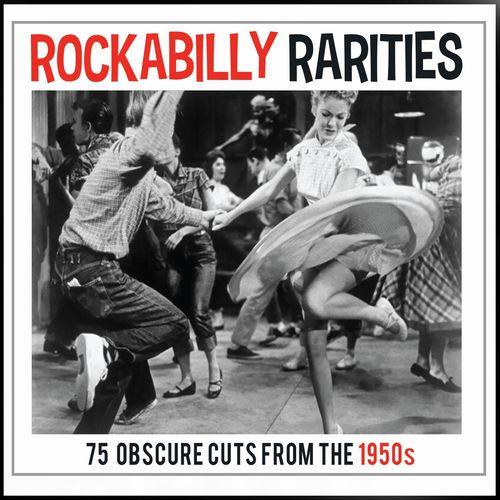V.A. (ROCK'N'ROLL) / ROCKABILLY RARITIES (3CD)