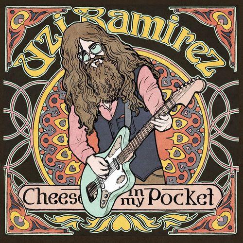 UZI RAMIREZ / CHEESE IN MY POCKET (LP)