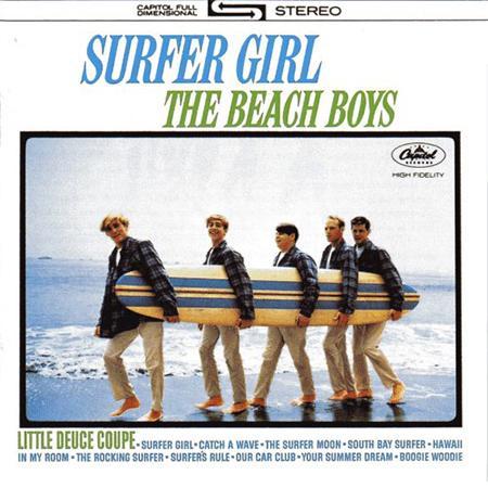 BEACH BOYS / ビーチ・ボーイズ / SURFER GIRL (200G STEREO LP)