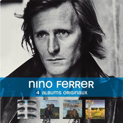 NINO FERRER / ニノ・フェレール / 4 ALBUMS ORIGINAUX (4CD BOX)