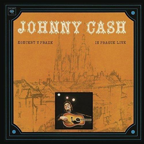 JOHNNY CASH / ジョニー・キャッシュ / KONCERT V PRAZE (IN PRAGUE- LIVE)