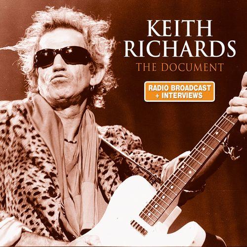 KEITH RICHARDS / キース・リチャーズ / THE DOCUMENT (AUDIOBOOK)