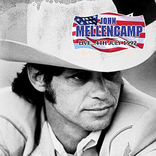 JOHN COUGAR MELLENCAMP (JOHN COUGAR,  JOHN MELLENCAMP) / ジョン・クーガー・メレンキャンプ / LIVE... 4TH JULY 1992