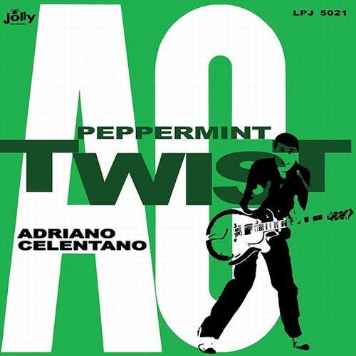 ADRIANO CELENTANO / PEPPERMINT TWIST (180G LP)