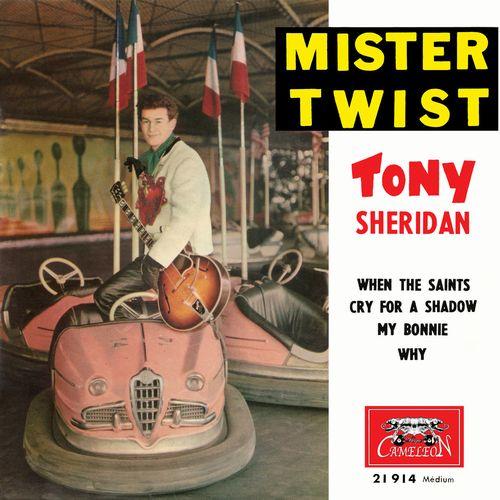 TONY SHERIDAN / トニー・シェリダン / MISTER TWIST
