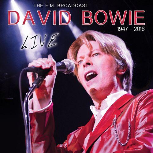"DAVID BOWIE / デヴィッド・ボウイ / LIVE RADIO BROADCAST (7"")"