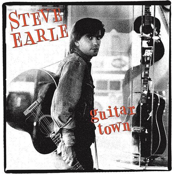 STEVE EARLE / スティーヴ・アール / GUITAR TOWN (180G LP)