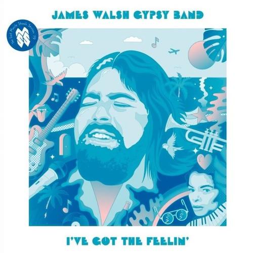 JAMES WALSH GYPSY BAND / ジェイムス・ウォルシュ・ジプシー・バンド / I'VE GOT THE FEELIN' (180G LP)