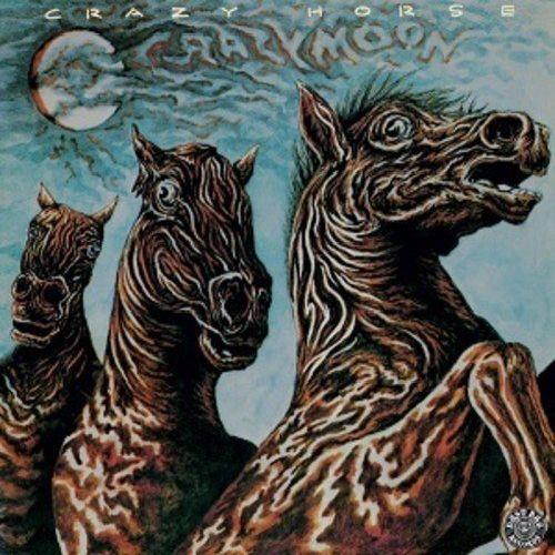 CRAZY HORSE / クレイジー・ホース / CRAZY MOON (LP)