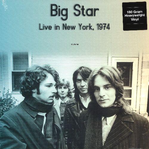 big star ビッグ スター live in new york wlir fm 1974 lp