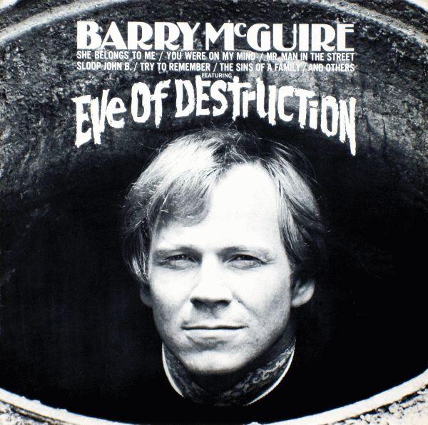 BARRY MCGUIRE / バリー・マクガ...