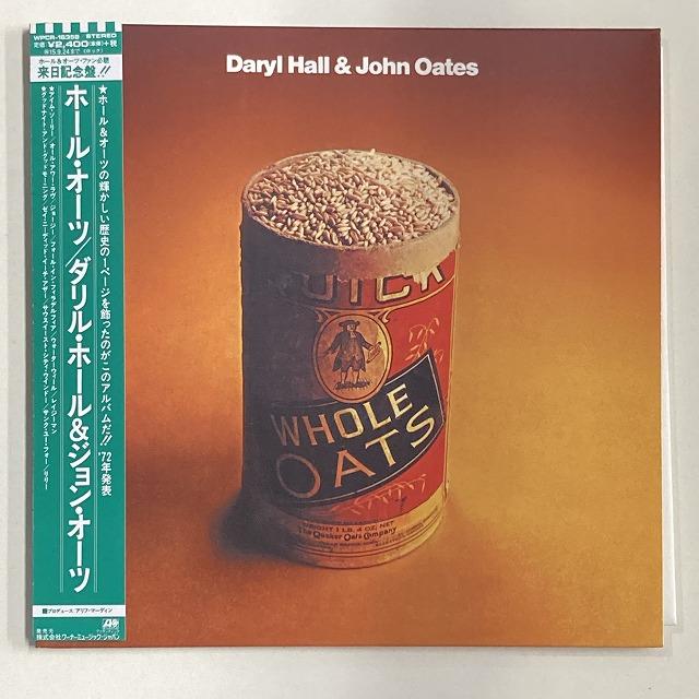 DARYL HALL & JOHN OATES / ダリル・ホール&ジョン・オーツ / WHOLE OATS / ホール・オーツ