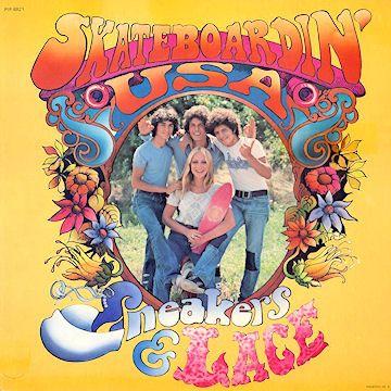 SNEAKERS & LACE / スニーカーズ&レース / SKATEBOARDIN' U.S.A. / スケートボーディン USA