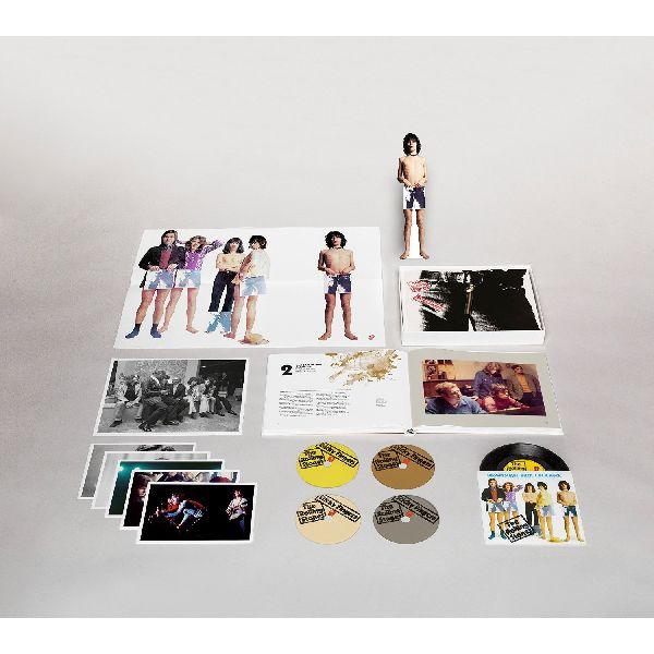 ROLLING STONES / ローリング・ストーンズ / スティッキー・フィンガーズ <スーパー・デラックス・エディション 3SHM-CD+1DVD+1EP>