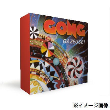 GONG / ゴング / 紙ジャケSHM-CD 6タイトルまとめ買いセット