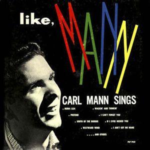 CARL MANN / カール・マン / LIKE MANN / ライク・マン