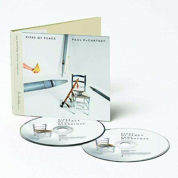 PAUL McCARTNEY / ポール・マッカートニー / PIPES OF PEACE / パイプス・オブ・ピース (デラックス・エディション 2SHM-CD)