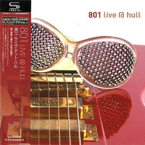 801 / LIVE AT HULL / ライヴ・アット・ハル