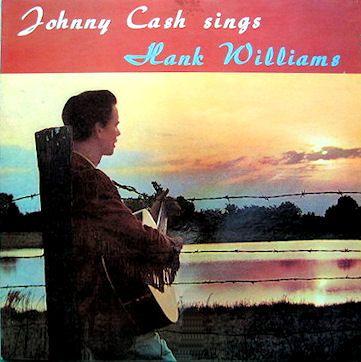JOHNNY CASH / ジョニー・キャッシュ / シングス・ハンク・ウィリアムズ