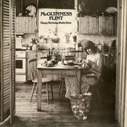 MCGUINNESS FLINT / マッギネス・フリント / HAPPY BIRTHDAY, RUTHY BABY / ハッピー・バースデイ、ルーシー・ベイビー~ルーシーの誕生日+2