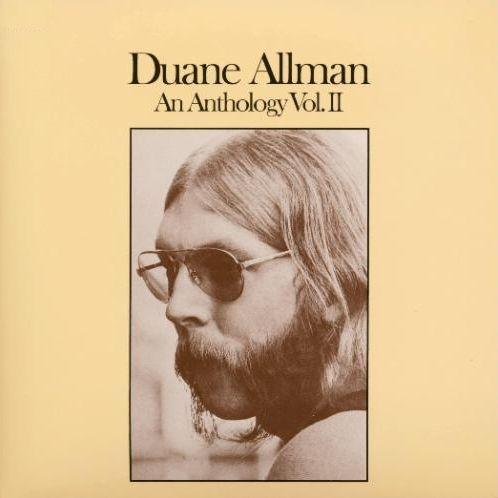 DUANE ALLMAN / デュアン・オールマン / AN ANTHOLOGY VOLUME II / アンソロジー VOL.II