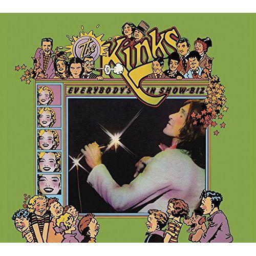 KINKS / キンクス / この世はすべてショービジネス (レガシー・エディション 2BLU-SPEC CD2)