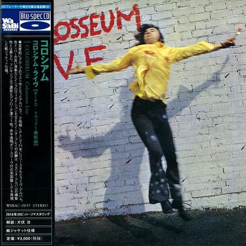 COLOSSEUM (JAZZ/PROG: UK) / コロシアム / COLOSSEUM LIVE / コロシアム・ライヴ