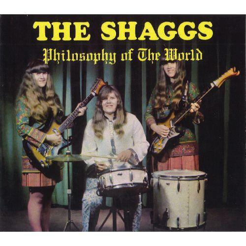 SHAGGS / シャッグス / PHILOSOPHY OF THE WORLD (CD)